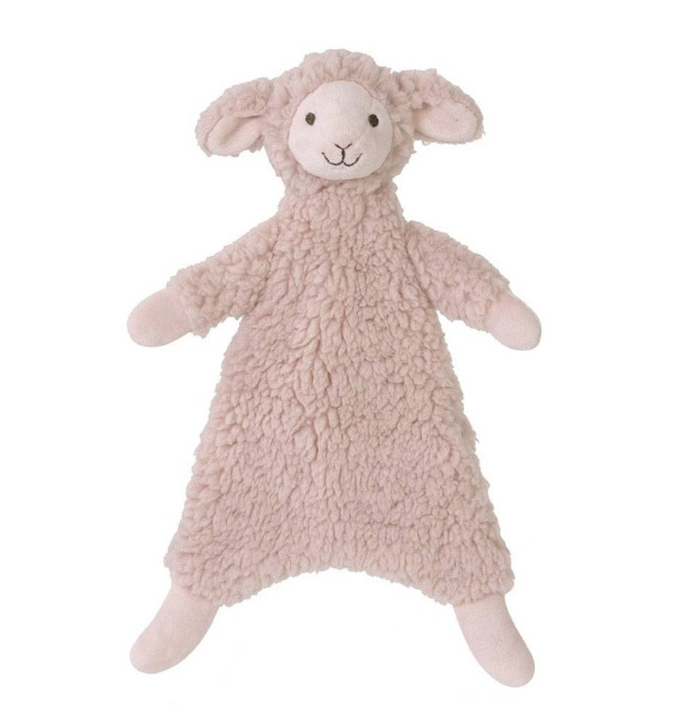 Happy Horse Cuddle cloth lamb peach from Happy Horse