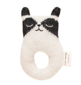 Main Sauvage Main Sauvage rattle raccoon
