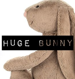 Jellycat knuffels Bashful Jellycat bunny really really big 107 cm