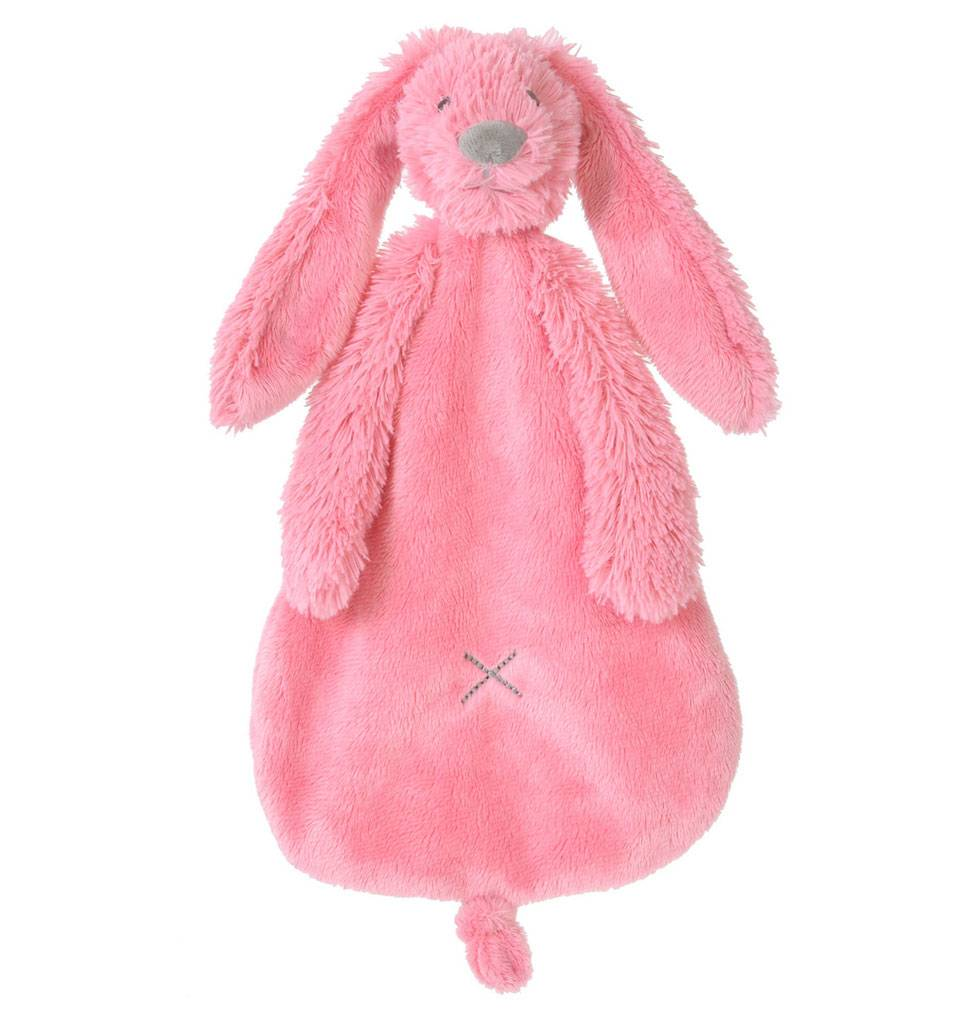 Happy Horse Bunny baby soother Richie deep pink