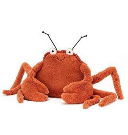 Jellycat knuffels Jellycat Crispin Krabbe