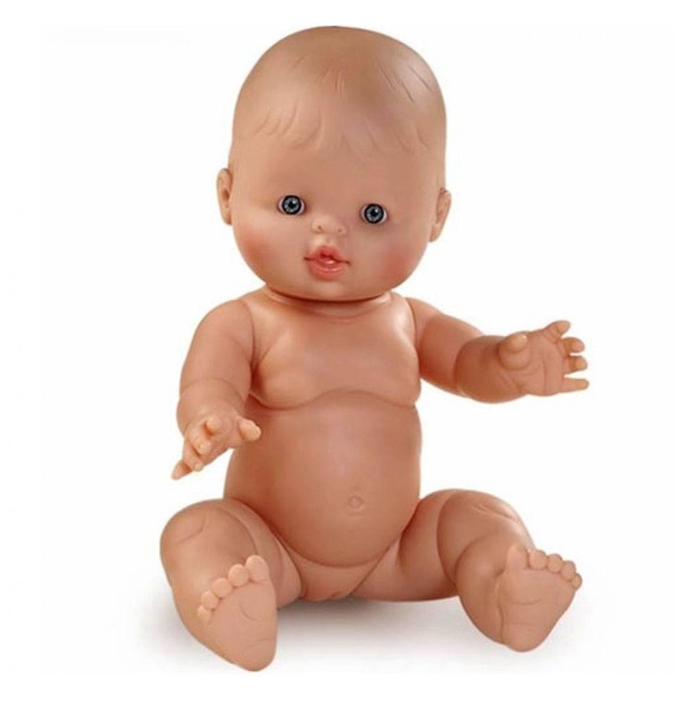 Paola Reina poppen Paola Reina babypop meisje 34 cm