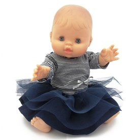 Paola Reina poppen Paola Reina Babypuppe Bretonisches Mädchen 34 cm