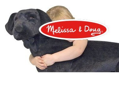 Melissa & Doug knuffels