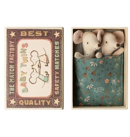 Maileg Baby twins in box from Maileg