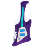the Lazy Jellyfish Rattle guitar Iron Maiden The Lazy Jellyfish