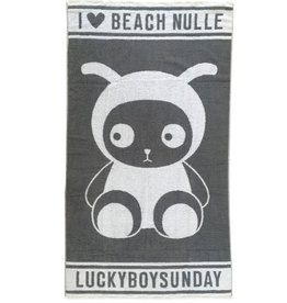 Luckyboysunday Nulle beach towel
