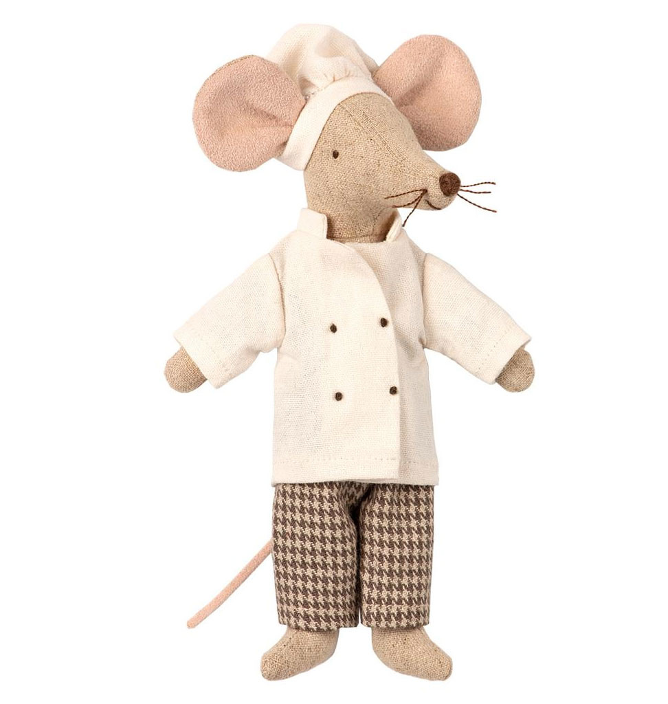 Maileg Maileg Chef mouse!