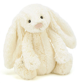 Jellycat knuffels Jellycat bashful cream bunny large