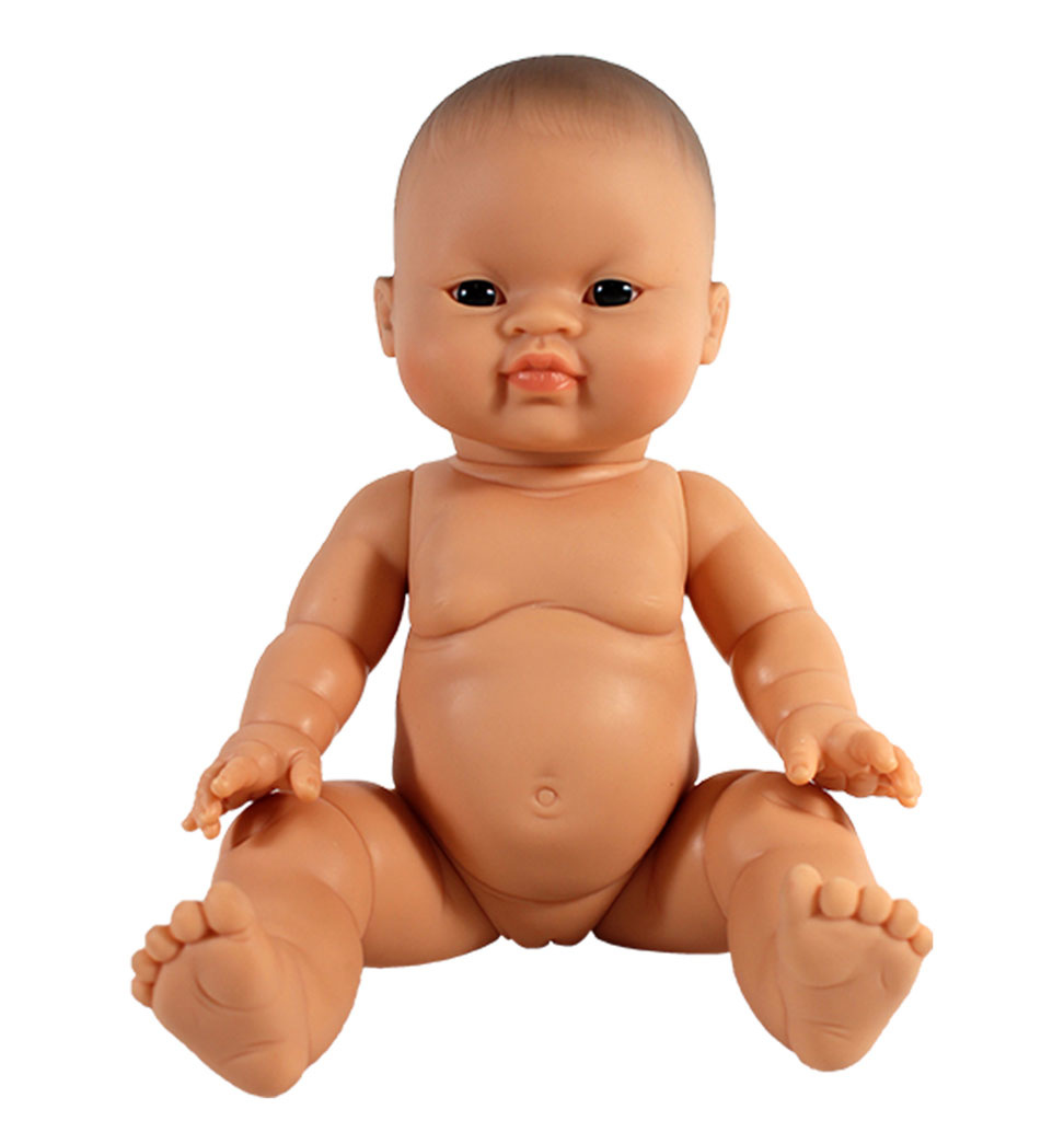 Paola Reina poppen Paola Reina Gordi baby doll Asian girl