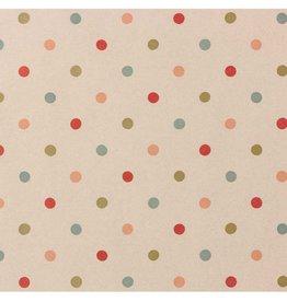 Maileg Packpapier multi dots  von Maileg