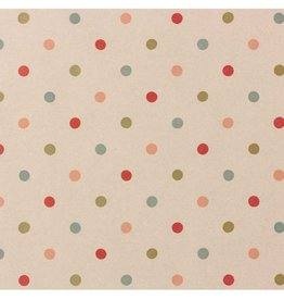 Maileg Wrapping paper Multi dots Maileg