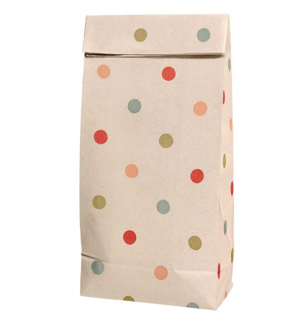 Maileg gift bag small dots 24 cm