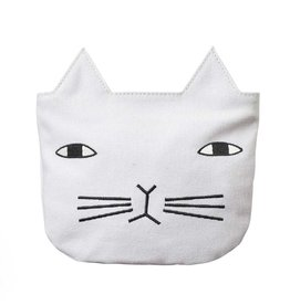 Donna Wilson Donna Wilson cat pouch / make-up bag
