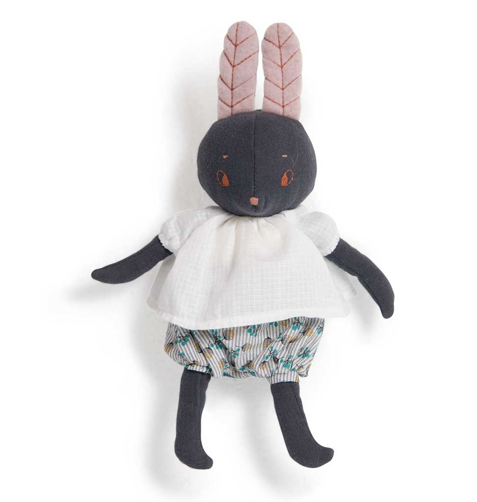 Moulin Roty Moulin Roty rabbit Lune 28 cm