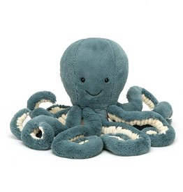 Jellycat knuffels Storm Octopus medium Jellycat