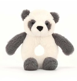 Jellycat knuffels Jellycat Harry Panda rattle