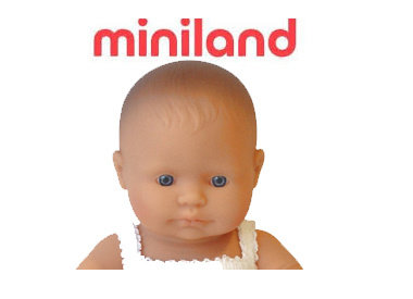 Miniland poppen