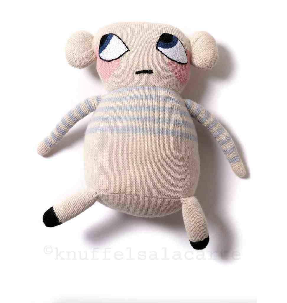 Luckyboysunday Mause Puppe Luckyboysunday 35 cm