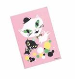 Littlephant Postcard catfun