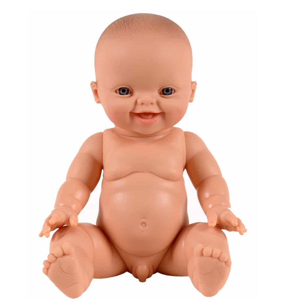 Paola Reina poppen Paola Reina / Minikane baby doll Gordi boy smiling 34 cm