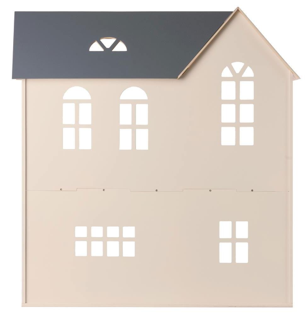 Maileg hölzernes Puppenhaus 80x40x72 cm (HxTxB)