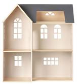 Maileg houten poppenhuis 80x40x72 cm (hxdxw)