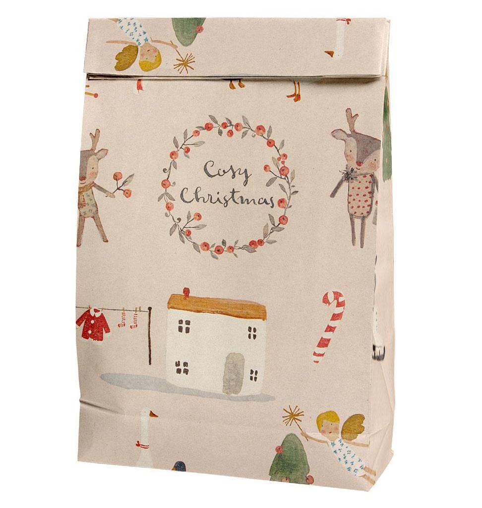 Maileg Christmas gift bag Maileg 29 x 18 cm