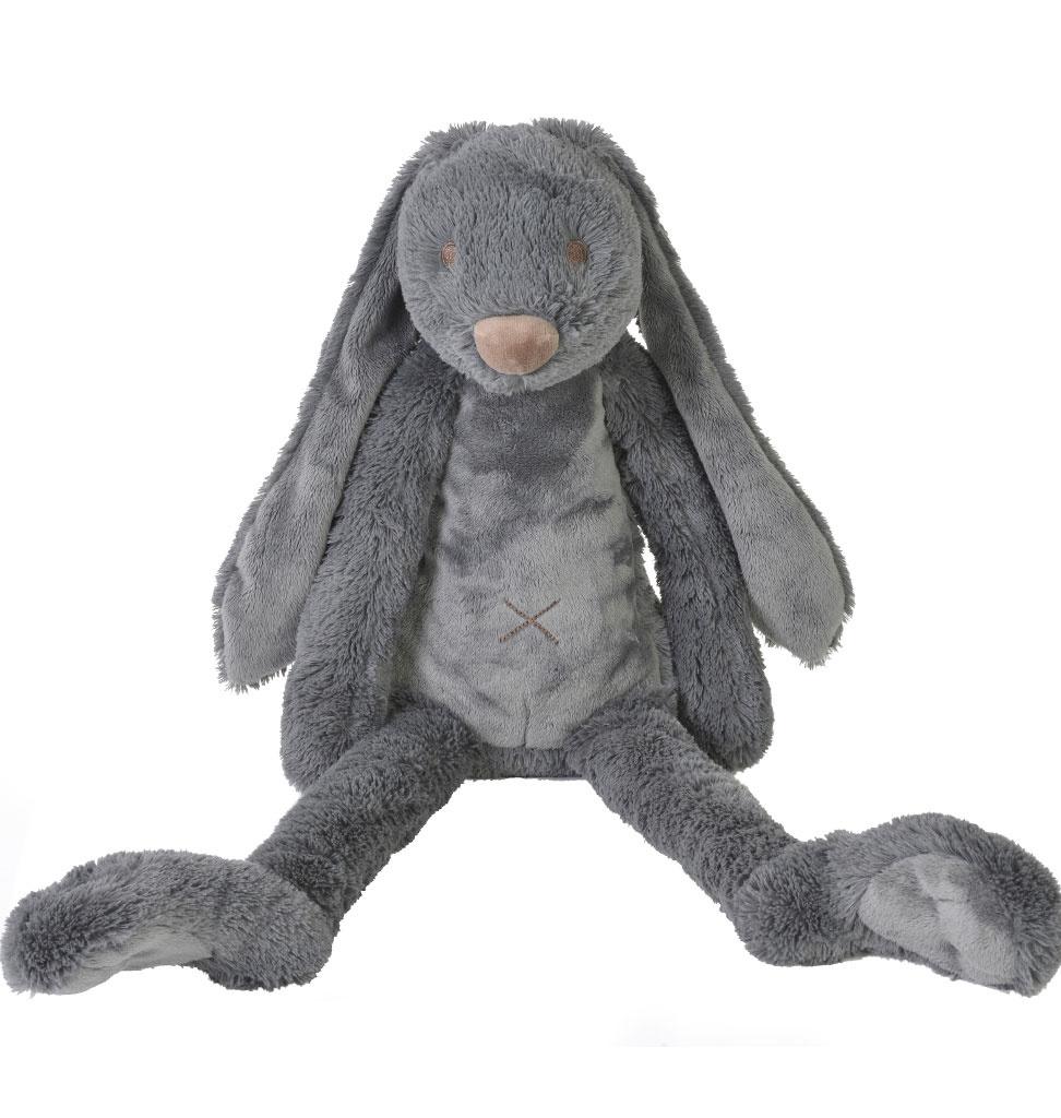 Happy Horse Großes tiefgraues Kaninchen Richie Happy Horse 58 cm