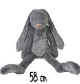 Happy Horse Big deep grey konijn Richie Happy Horse 58 cm