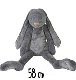 Happy Horse Big deep grey rabbit Richie Happy Horse 58 cm