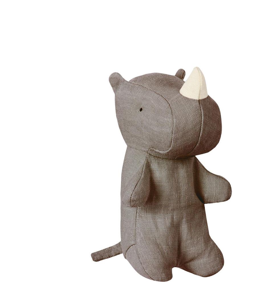 Maileg Rhino Noah's friends collection Maileg 12 cm