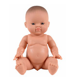Paola Reina poppen Blaue Augen des asiatischen Jungen Paola Reina Gordi-Babypuppen