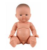 Paola Reina poppen Paola Reina Gordi  babypop  Aziatisch jongen blauwe ogen