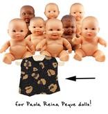 Minikane  Minikane body  Jaguar voor Peque poppen  van Paola Reina