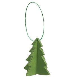 Maileg kerstboom hangers van hout