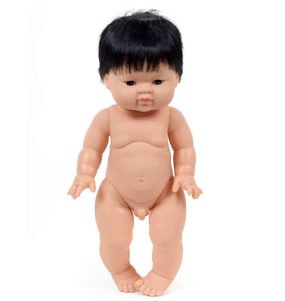 Minikane  Minikane Paola Reina doll Jude 34 cm