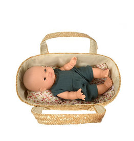 By Astrup / Mini Mommy  Travel cot for Gordi dolls Minikane / byAstrup