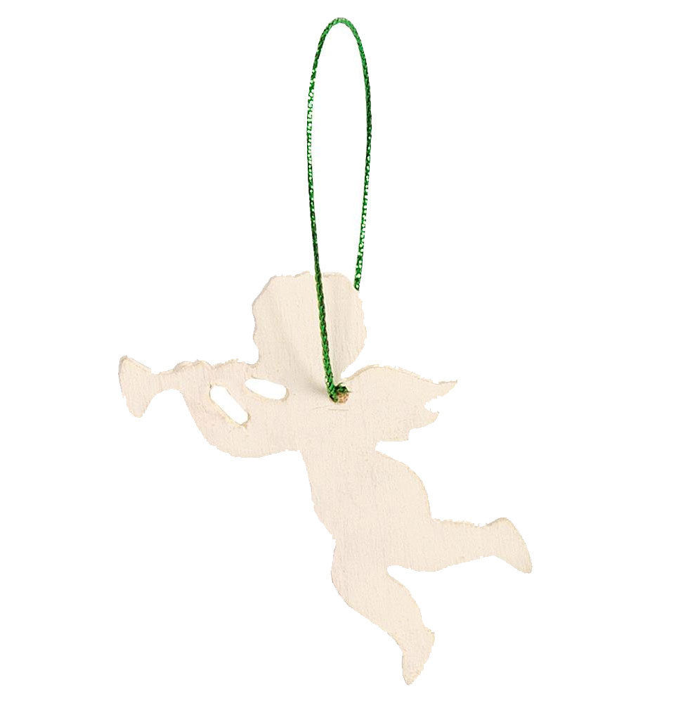 Maileg angel pendant made of wood (3 pieces)