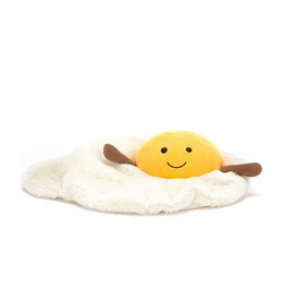 Jellycat knuffels Jellycat fried egg