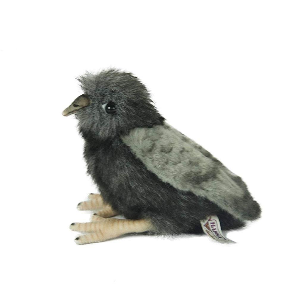 Hansa knuffels Hansa duivenkuiken 15 cm