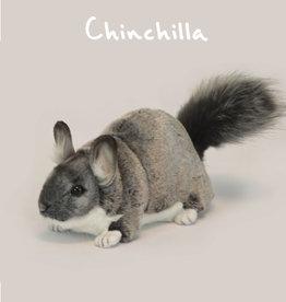 Hansa knuffels Hansa chinchilla