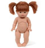 Minikane  Minikane doll Gabrielle, a Paola Reina Gordi doll specially designed for Minikane 34 cm