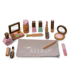 By Astrup / Mini Mommy  Wood make-up set by By Astrup for Minikane