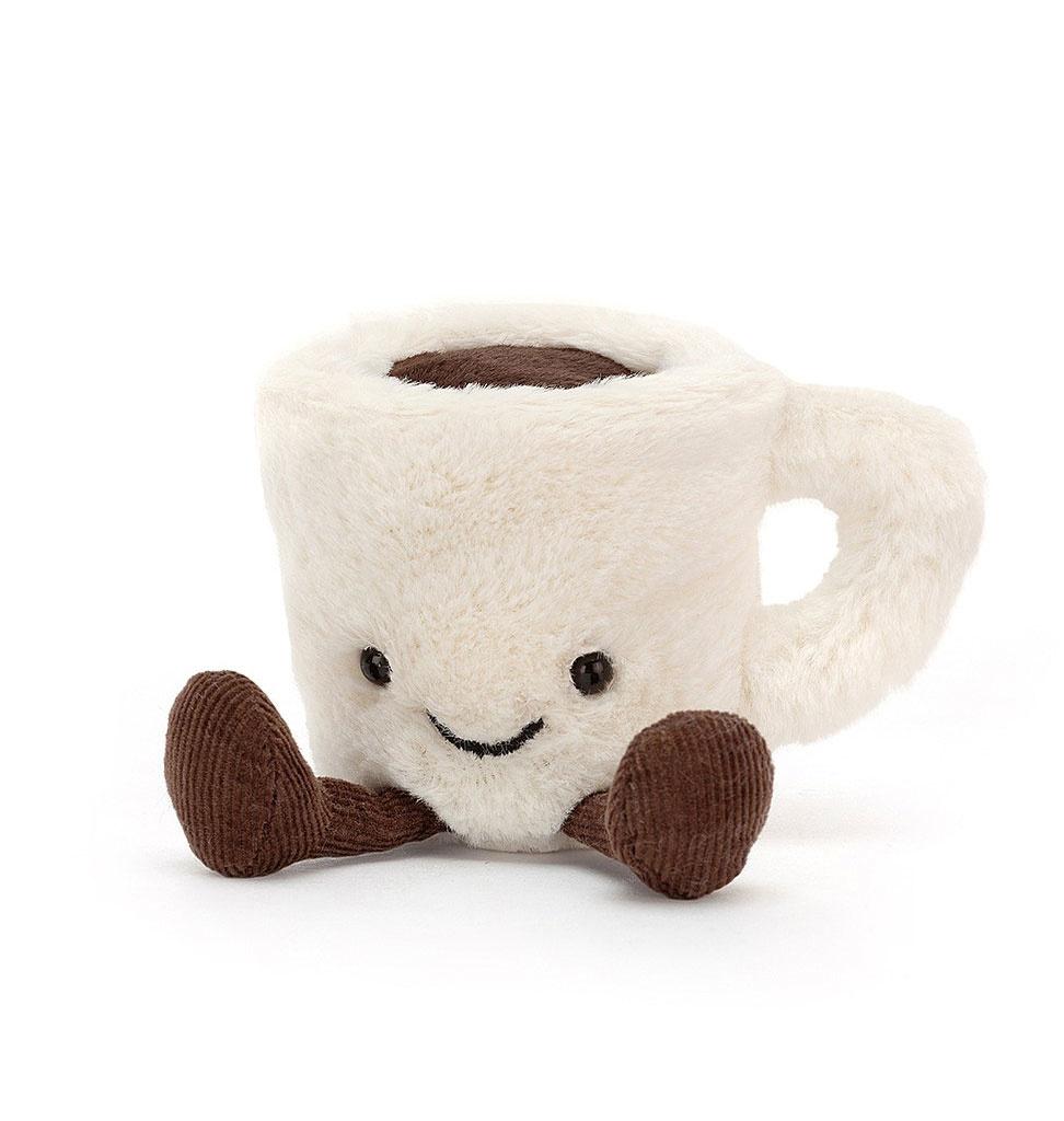 Jellycat knuffels Jellycat espresso cup