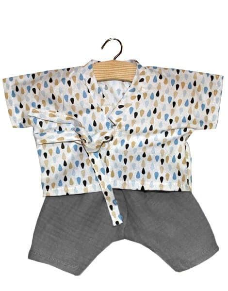 Minikane  Minikane Kimono Niko Drops für Gordi Puppen