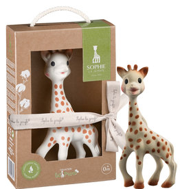 Vulli Sophie the giraffe So Pure in gift box