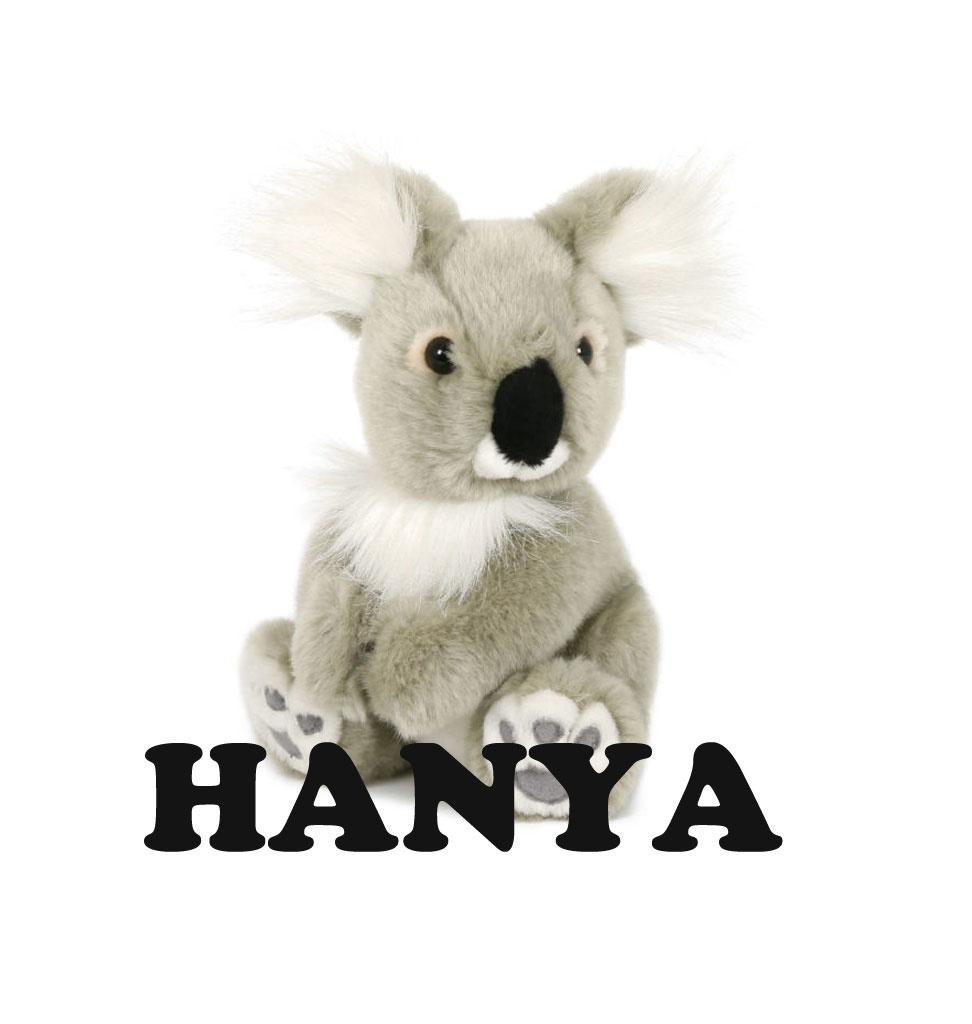 Minikane  Minikane / Semo koala bear Hanya 18 cm