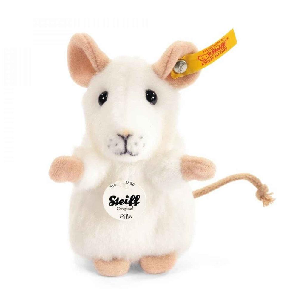 Steiff Steiff Pilla Maus 10 cm
