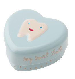 Maileg Maileg tooth box light blue